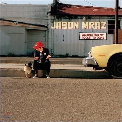 Jason Mraz - Waiting For My Rocket To Come 제이슨 므라즈 데뷔 앨범 [2 LP]