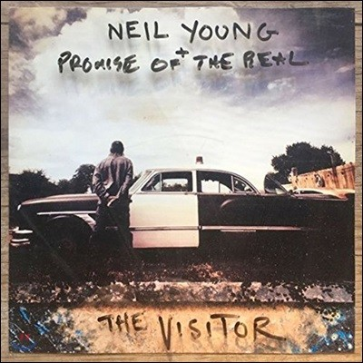 Neil Young & Promise of the Real (닐 영 앤 프로미스 오브 더 리얼) - The Visitor [2 LP]