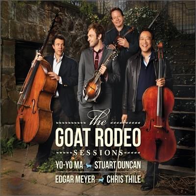 Yo-Yo Ma - The Goat Rodeo Sessions 요요 마
