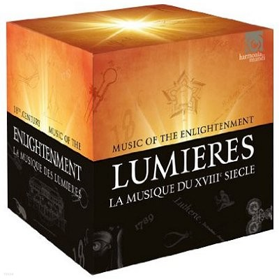 계몽주의 시대 18세기 음악 (Lumieres - The Unprecedented Expansion of Music in the Age of Enlightenment)