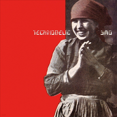 Yellow Magic Orchestra (Y.M.O.) - Technodelic (180g LP)