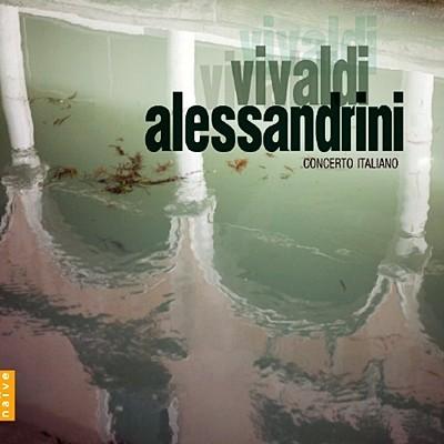 Rinaldo Alessandrini 비발디 - 리날도 알렉산드리니 베스트 작품집 (Vivaldi / Alessandrini: Vespers, String Concertos & Glorias