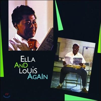 Ella Fitzgerald & Louis Armstrong (엘라 피츠제럴드 & 루이 암스트롱) - Ella & Louis Again
