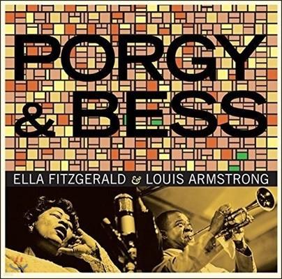 Ella Fitzgerald & Louis Armstrong (엘라 피츠제럴드 & 루이 암스트롱) - Porgy & Bess