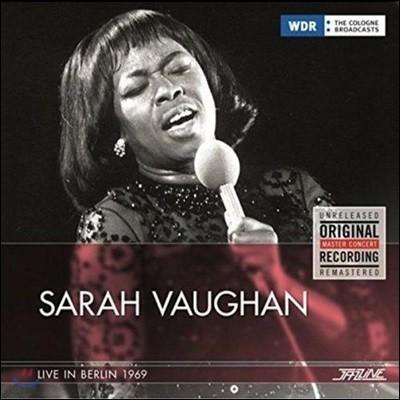 Sarah Vaughan (사라 본) - Live in Berlin 1969