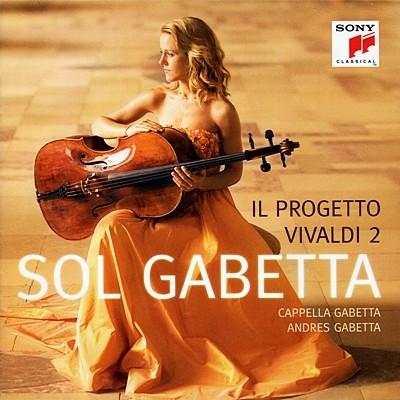 Sol Gabetta 비발디: 첼로 협주곡 2집 (Il Progetto Vivaldi 2) 솔 가베타
