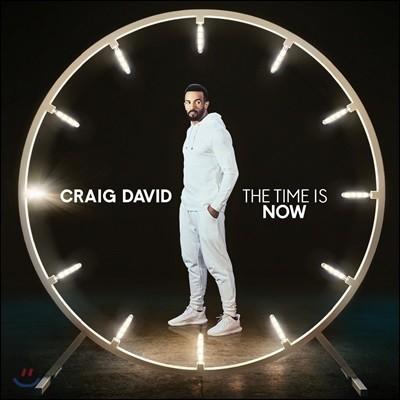 Craig David -  The Time Is Now 크랙 데이빗 7집 [2 LP]