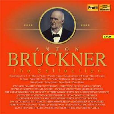 안톤 브루크너 - 컬렉션 (Anton Bruckner - The Collection) (23CD Boxset) - 여러 아티스트
