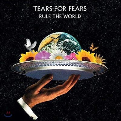 Tears For Fears (티어스 포 피어스) -  Rule The World: The Greatest Hits [2 LP]