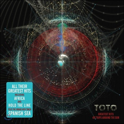 Toto (토토) - Greatest Hits: 40 Trips Around The Sun