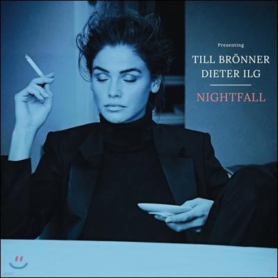 Till Bronner & Dieter Ilg (틸 브뢰너 & 디터 일그) - Nightfall [LP]