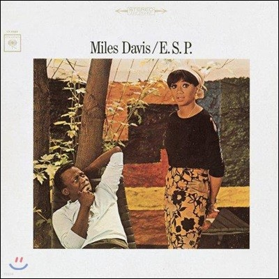 Miles Davis (마일스 데이비스) - E.S.P [LP]
