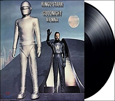 Ringo Starr (링고 스타) - Goodnight Vienna [LP]