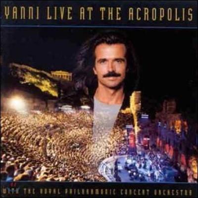 Yanni (야니) - Yanni Live At The Acropolis