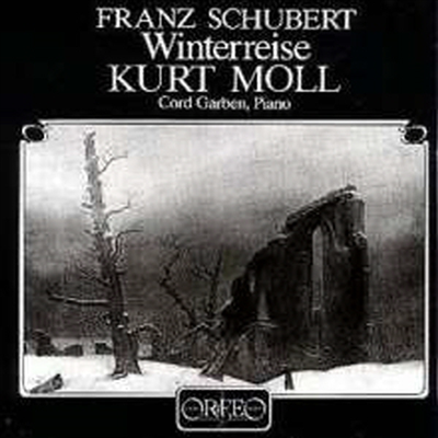 슈베르트: 겨울 나그네 (Schubert: Winterreise D.911) (2LP) - Kurt Moll
