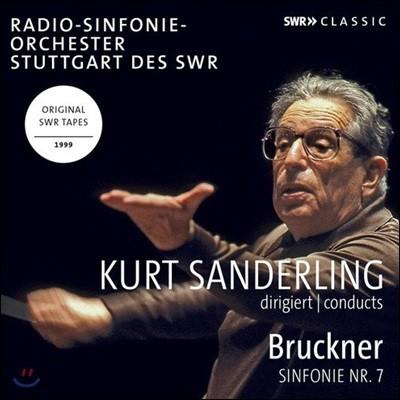 Kurt Sanderling 브루크너: 교향곡 7번 (Bruckner: Symphony No.7)