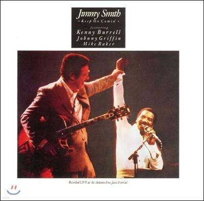 Jimmy Smith (지미 스미스) - Keep On Comin'