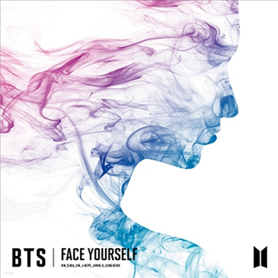 방탄소년단 (BTS) - Face Yourself (CD)