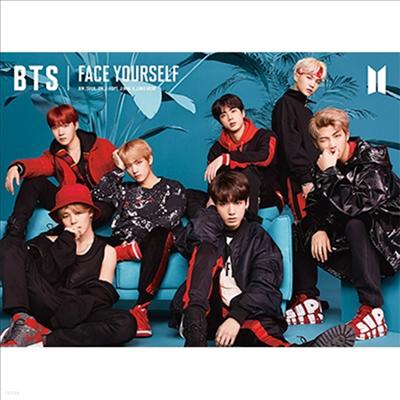 방탄소년단 (BTS) - Face Yourself (CD+Blu-ray) (초회한정반 A)