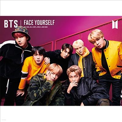 방탄소년단 (BTS) - Face Yourself (CD+DVD) (초회한정반 B)