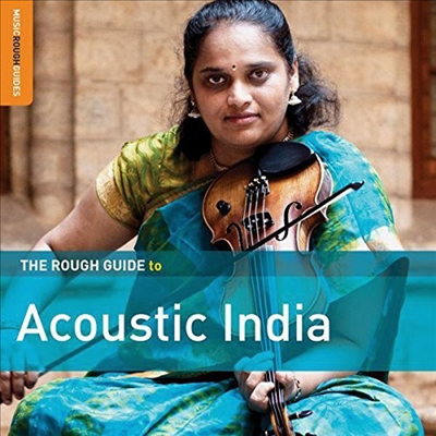 Various Artists - Rough Guide To Acoustic India (CD)
