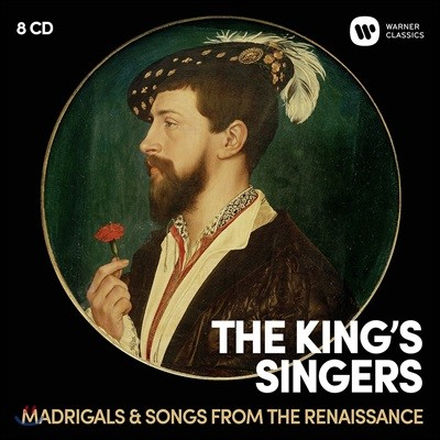 King's Singers 르네상스 마드리갈과 가곡 (Madrigals & Songs from the Renaissance)