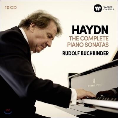 Rudolf Buchbinder 하이든: 피아노 소나타 전집 (Haydn: The Complete Piano Sonatas)