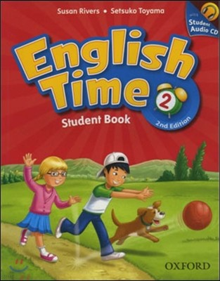 English Time 2 : Student Book with CD