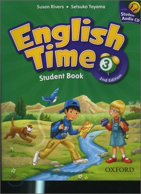English Time 3 : Student Book with CD