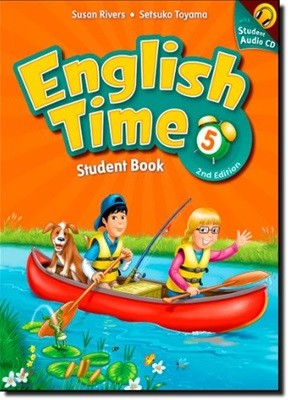 English Time 5 : Student Book with CD