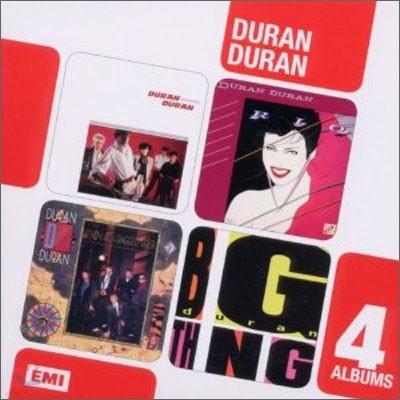 Duran Duran - 4 Albums