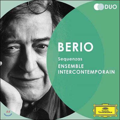 Pierre Boulez 루치아노 베리오: 세쿠엔차 I-XIII (Luciano Berio: Sequenzas I-XIII,IXb)