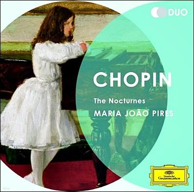 Maria Joao Pires 쇼팽: 녹턴 전곡집 - 마리아 후앙 피레스 (Chopin: The Nocturnes)