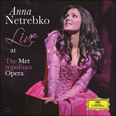 안나 네트렙코 메트로폴리탄 라이브 (Anna Netrebko Live at the Metropolitan Opera)