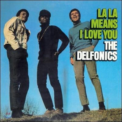The Delfonics (델포닉스) - La La Means I Love You [LP]