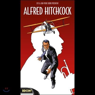 Alfred Hitchcock (일러스트 by Stef & Jean-Pierre Eugene 스테프 & 장 피에르 외젠)