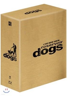 저수지의 개들 (1Disc 한정판 독점 스틸북 박스세트) : 블루레이