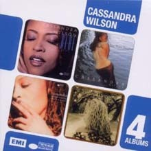 Cassandra Wilson - 4CD Box Set