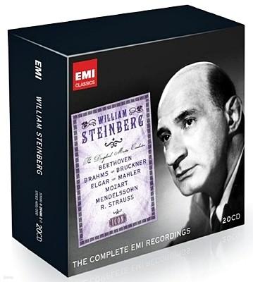 William Steinberg 윌리엄 스타인버그 EMI 레코딩 전곡집 (ICON)