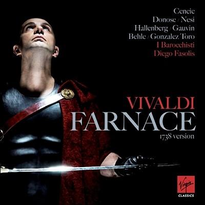 Max Emanuel Cencic 비발디: 파르나체 - 막스 엠마누엘 첸치치 (Vivaldi: Farnace)