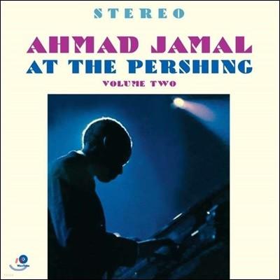 Ahmad Jamal Trio (아마드 자말 트리오) - At the Pershing Vol.2 [LP]