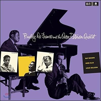 Buddy DeFranco & Oscar Peterson (버디 드프랑코 & 오스카 피터슨) - Buddy DeFranco And The Oscar Peterson Quartet [LP]