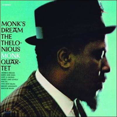 Thelonious Monk Quartet (텔로니어스 몽크 쿼텟) - Monk's Dream [투명 퍼플 컬러 LP]