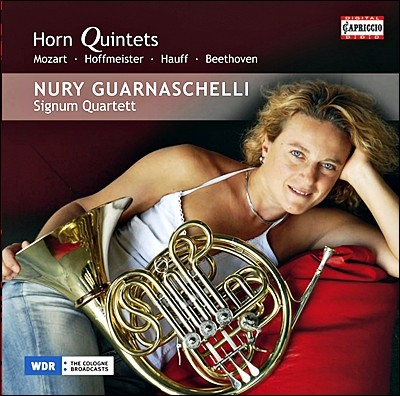 호른 오중주 : 모차르트, 호프마이스터, 하우프, 베토벤