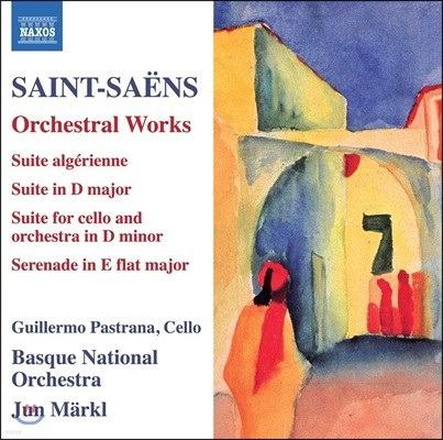 Jun Markl 생상스: 관현악 모음곡 - 알제리 모음곡, 세레나데 작품집 외 (Saint-Saens: Orchestral Works)