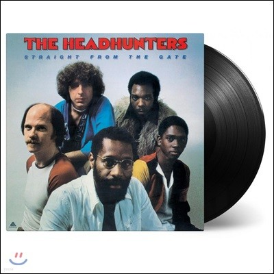The Headhunters (헤드헌터스) - Straight From The Gate [LP]