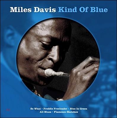 Miles Davis (마일스 데이비스) - Kind of Blue  [픽쳐디스크 LP]