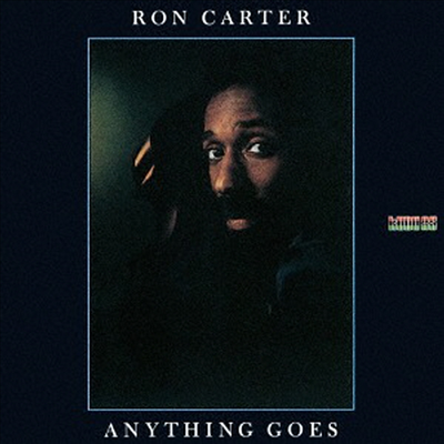 Ron Carter - Anything Goes (Remastered)(CTI Jazz Series)(일본반)