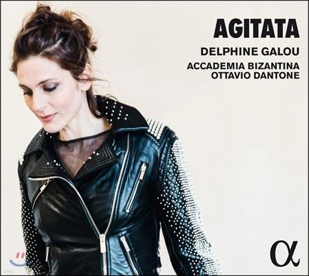 Delphine Galou 돌풍에 흔들리고 - 바로크 아리아집 (Agitata - Baroque Arias)