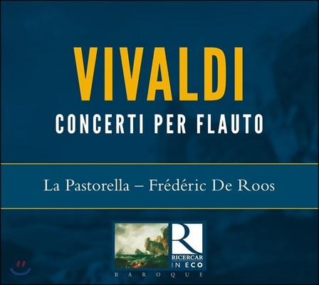 La Pastorella 비발디: 리코더 협주곡집 Op.10 외 (Vivaldi: Recorder Concertos)